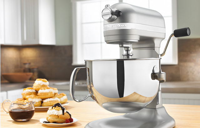 All The Different Types Of Kitchenaid Stand Mixers And