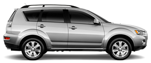 Product Image - 2012 Mitsubishi Outlander SE 2WD