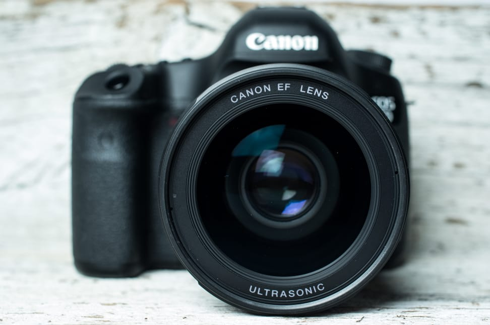 Canon 35mm f/1.4 Front