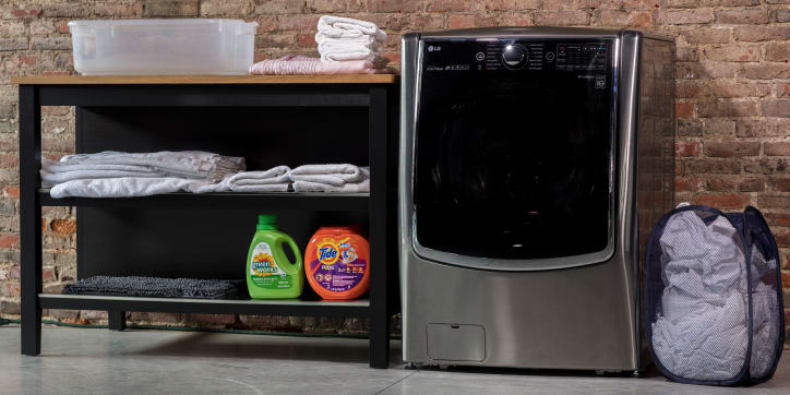 Lg Wm9000hva Twinwash Washing Machine Review Reviewed