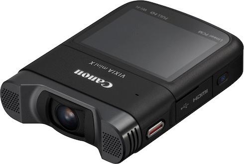 Product Image - Canon Vixia mini X
