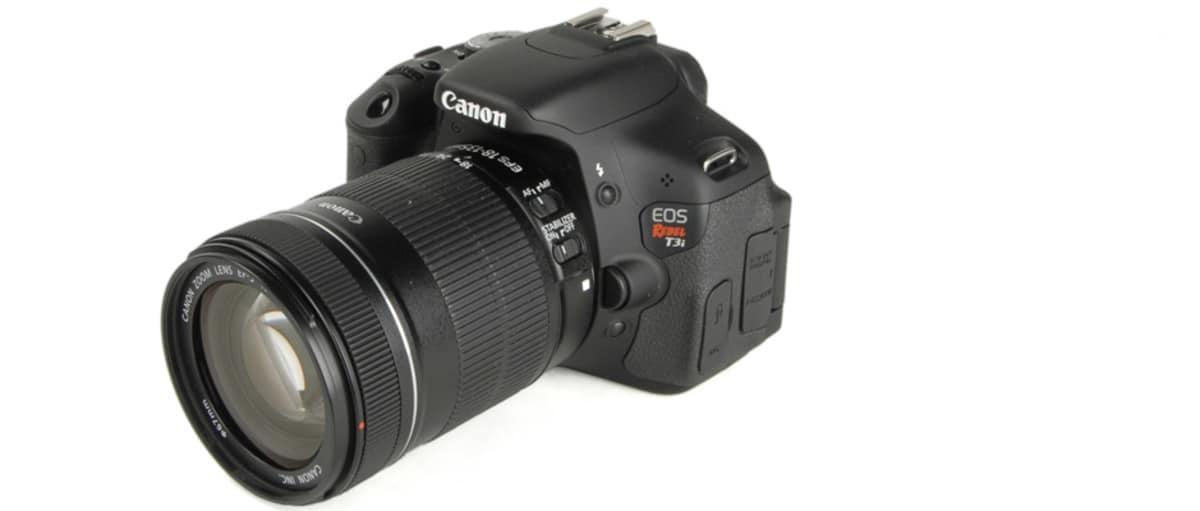 Canon Rebel T3i Review - Reviewed.com Cameras