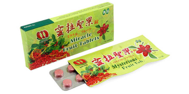 Miracleberry fruit tablets