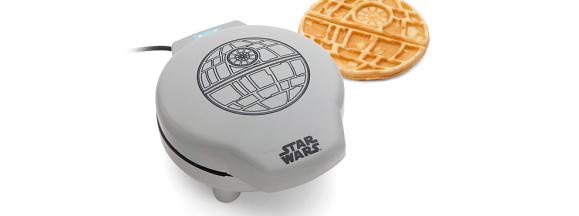Death star waffle hero