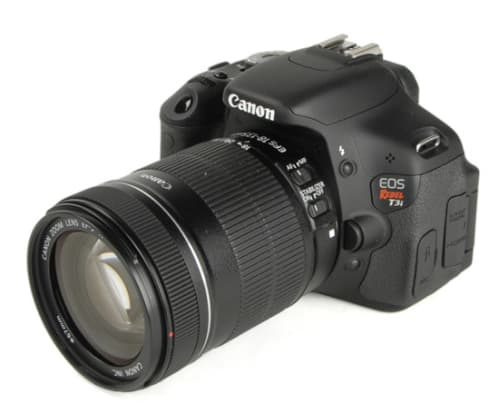 Product Image - Canon EOS Rebel T3i
