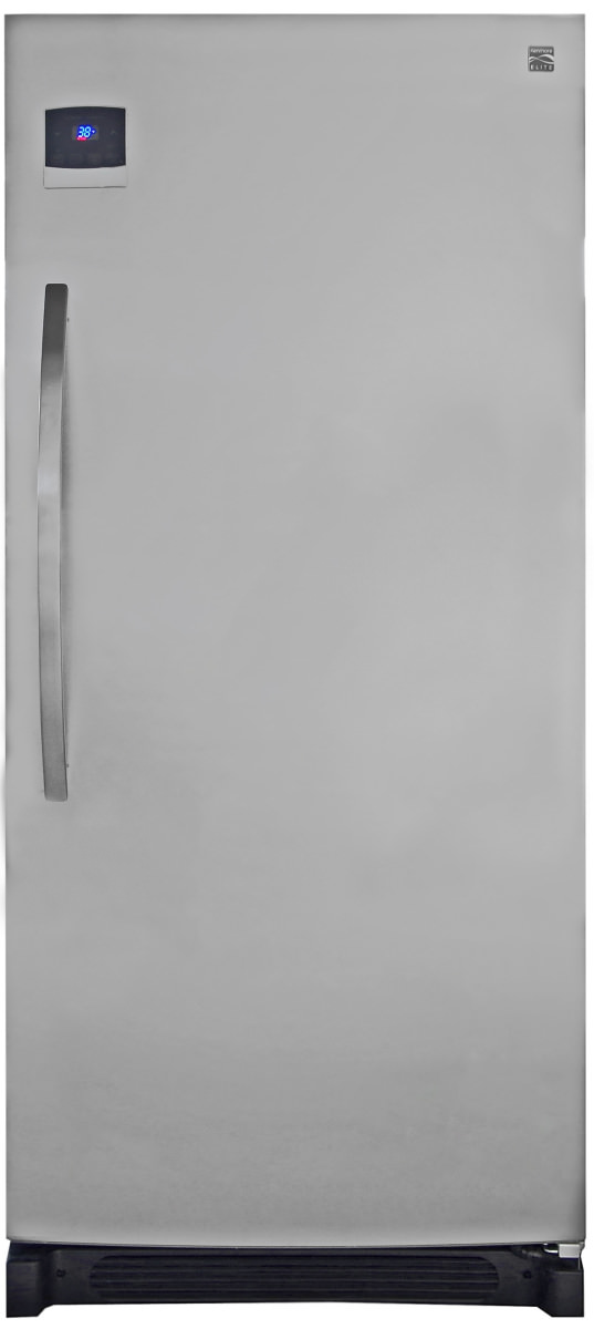 kenmore freezer. this upright freezer is a towering appliance. kenmore e