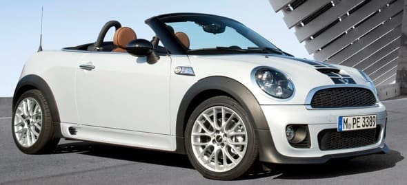 Product Image - 2012 Mini Cooper S Convertible