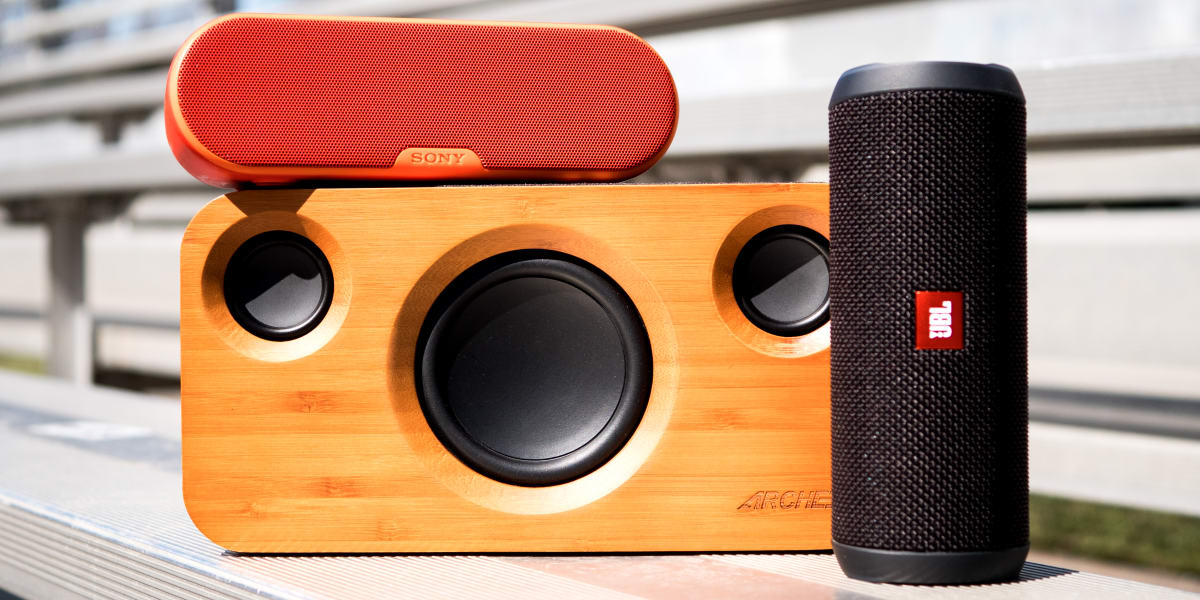 The Best Portable Bluetooth Speakers Under 100 Of 2018