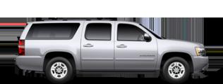 Product Image - 2013 Chevrolet Suburban 3/4 Ton LS 2WD