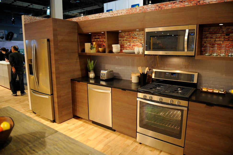 up close with whirlpool's new sunset bronze finish  reviewed,Bronze Kitchen Appliances,Kitchen decor
