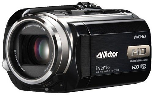 Product Image - ビクター (Victor) (Victor (ビクター)) Everio GZ-HD40