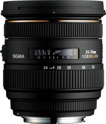 Product Image - Sigma 24-70mm f/2.8 IF EX DG HSM