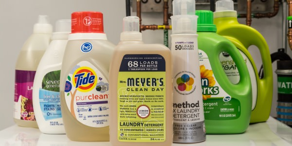 Best Eco-Friendly Laundry Detergents