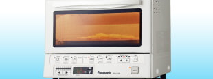 Panasonic nb g110p flash xpress toaster oven hero