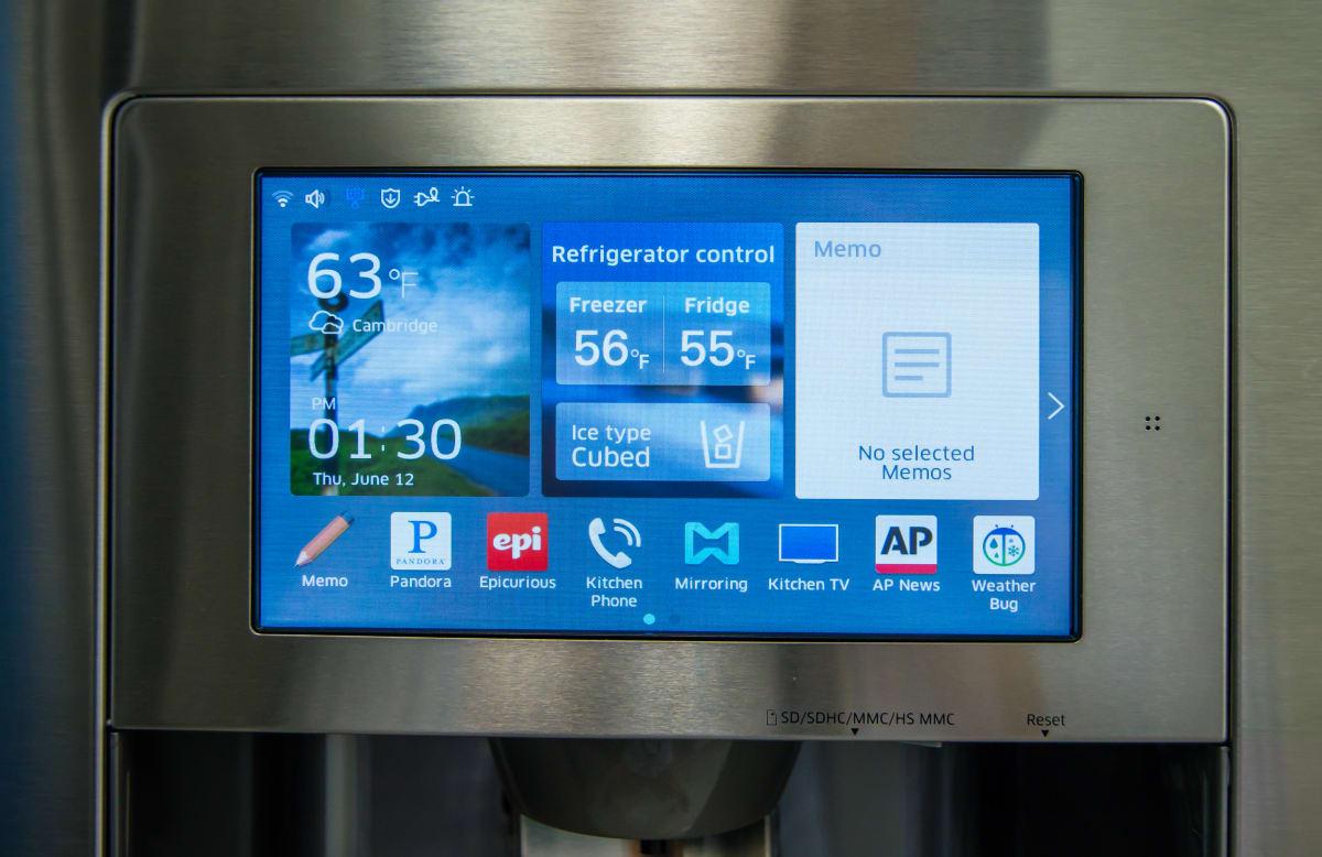 Samsung Smart Fridge Vulnerable To Gmail Hack Reviewed