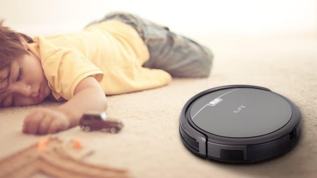 iLife Quiet Vacuum