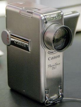 Product Image - キヤノン (Canon) (Canon (キヤノン)) TX1