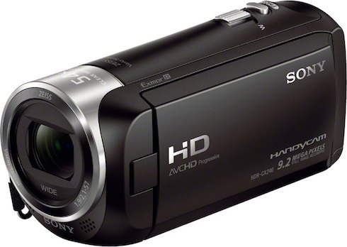 Product Image - Sony Handycam HDR-CX240