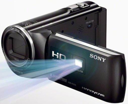 Product Image - Sony  Handycam HDR-PJ230-B