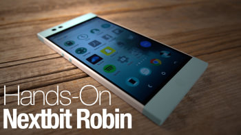 1242911077001 4764779368001 nextbit robin hands on