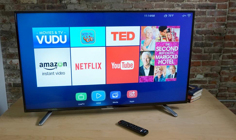 hisense 50h7gb 4k led tv review televisions. Black Bedroom Furniture Sets. Home Design Ideas