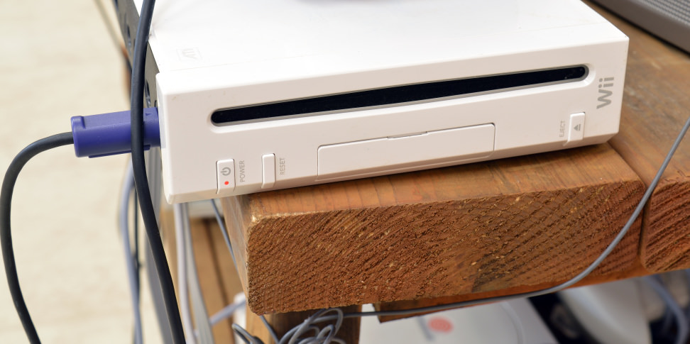The Wii Indicator Light