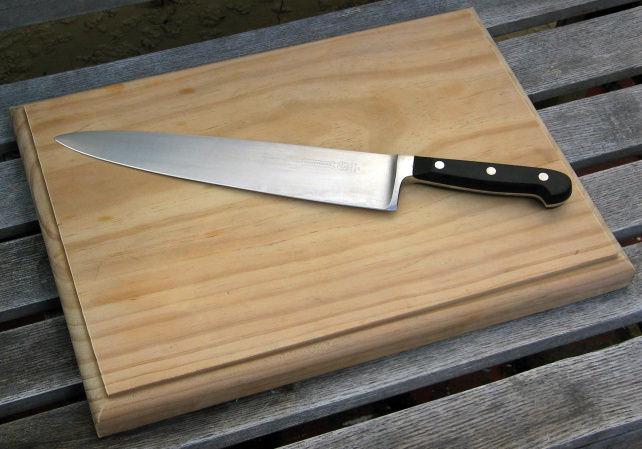 Nice Wood Cutting Board