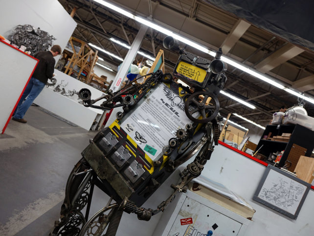SCUL Robot