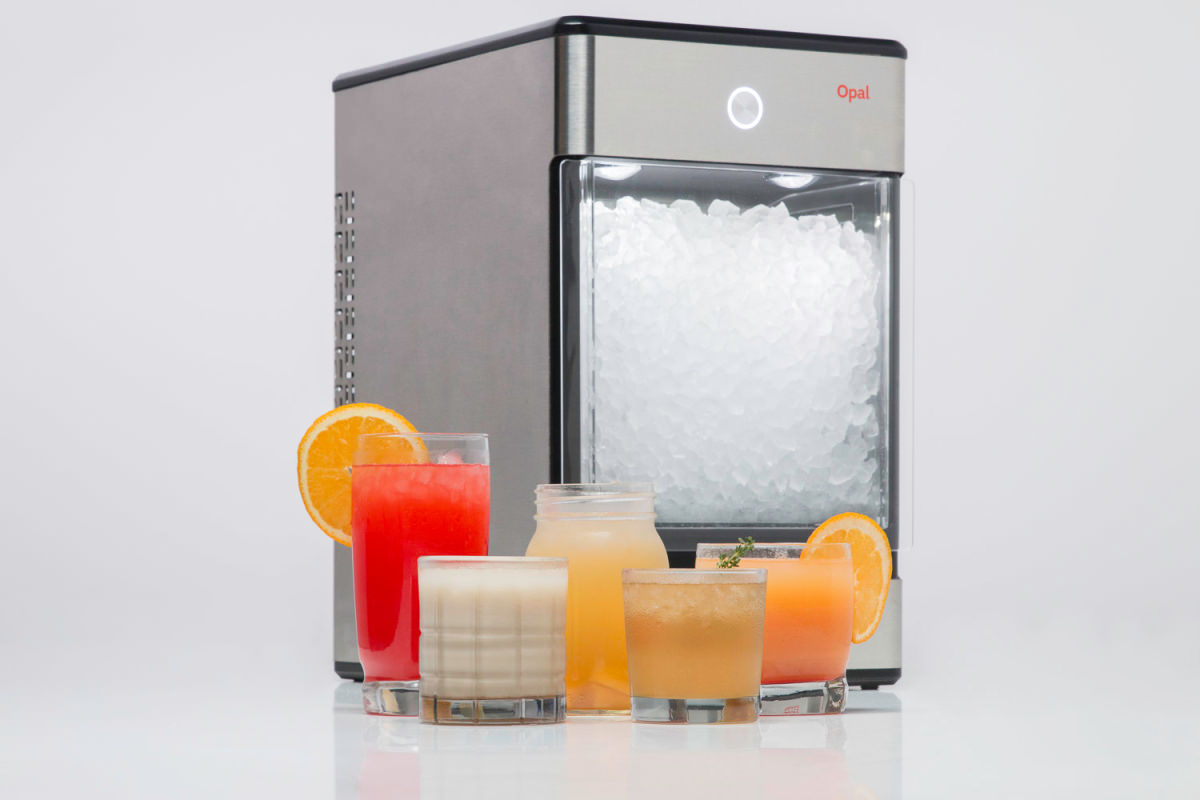 opal ice maker brings sonicu0027s nugget ice into your home reviewedcom - Ice Machines For Sale