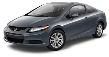 Product Image - 2012 Honda Civic Coupe EX-L