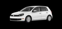 Product Image - 2013 Volkswagen Golf 2.5L 4-Door w/ Convenience