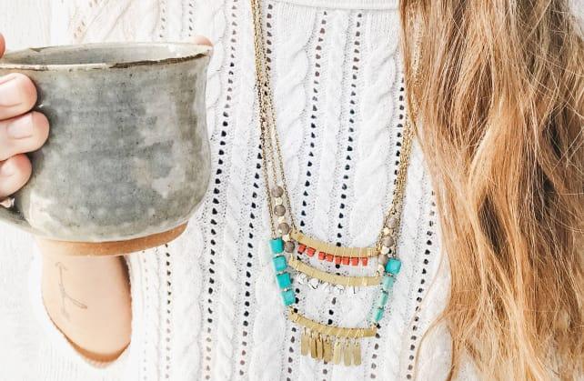 Purpose necklace