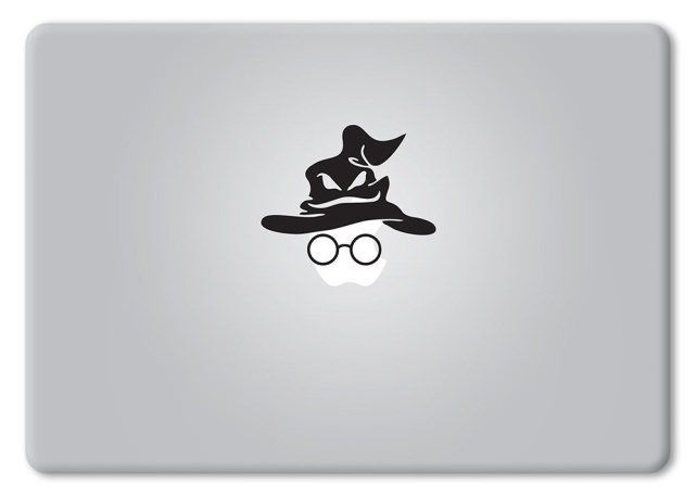 Apple Logo Harry Potter