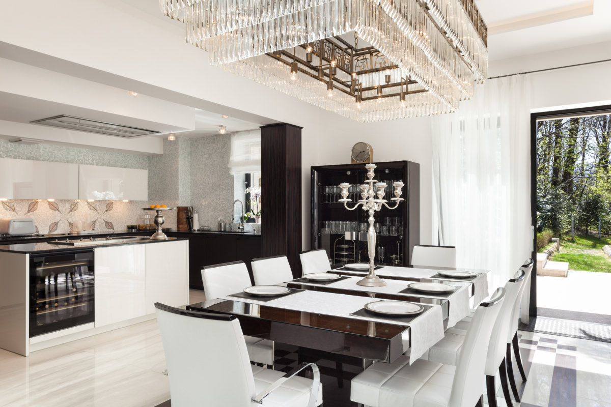 How to decorate your kitchen like a kardashian reviewed for Casas e interiores
