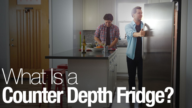 hereu0027s what you should know before you buy a counter depth fridge