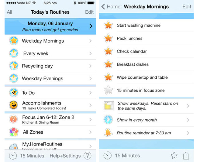 chore apps for adults