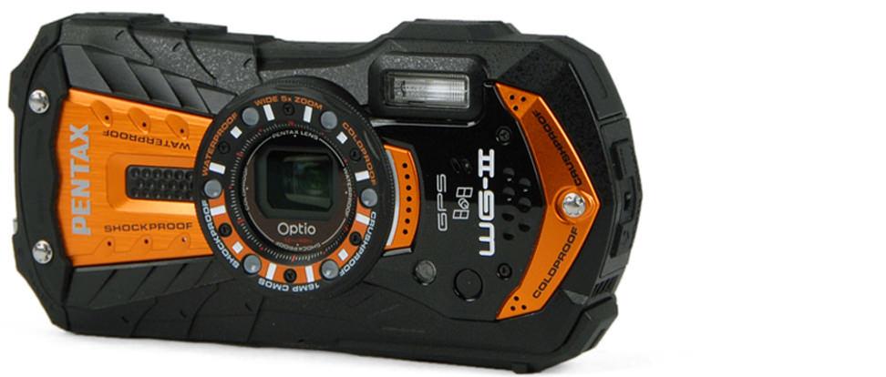 Product Image - Pentax  Optio WG-2 GPS
