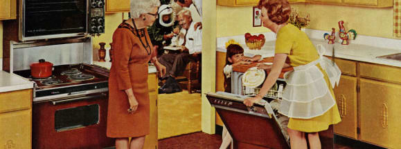 Hotpoint dishwasher hero