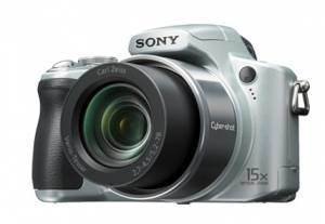 Product Image - Sony Cyber-shot DSC-H50