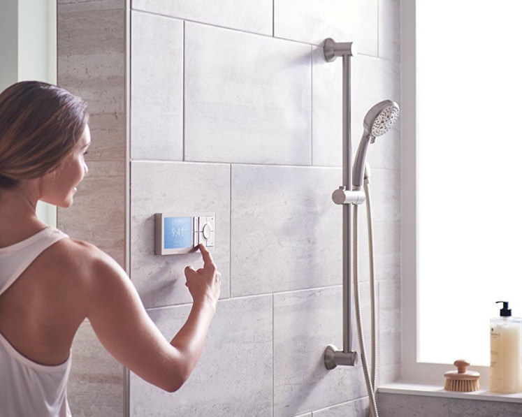 Smart Bathroom 10 futuristic gadgets you didn't know your bathroom needed