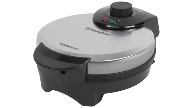 this waffle maker is only 7