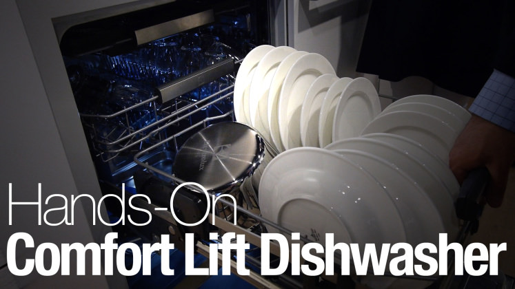 let your dishwasher do the heavy lifting