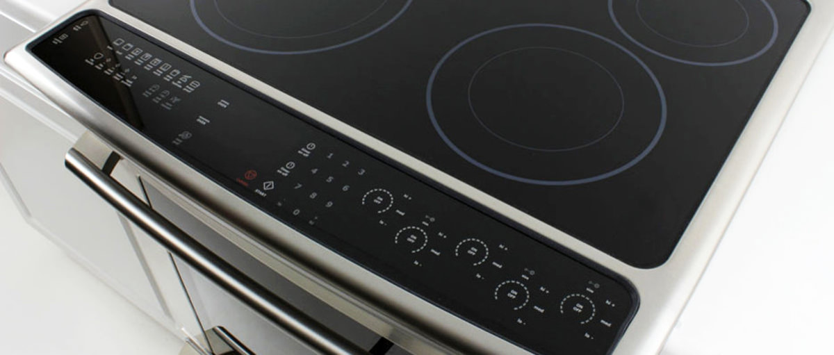 Electrolux Ei30es55js 30 Inch Electric Slide In Range