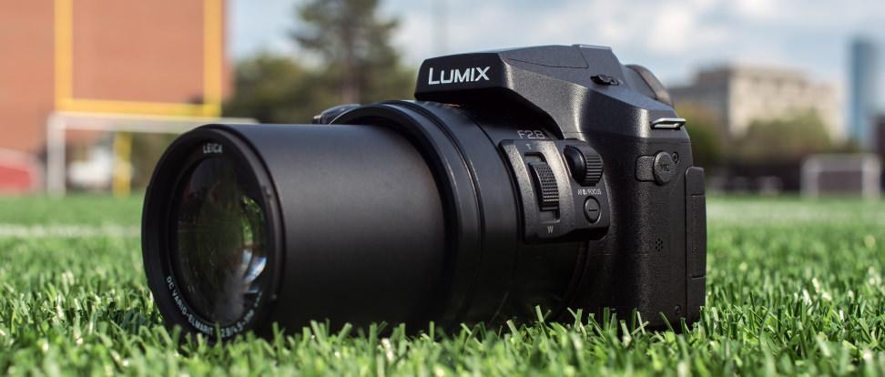 Panasonic Lumux FZ300