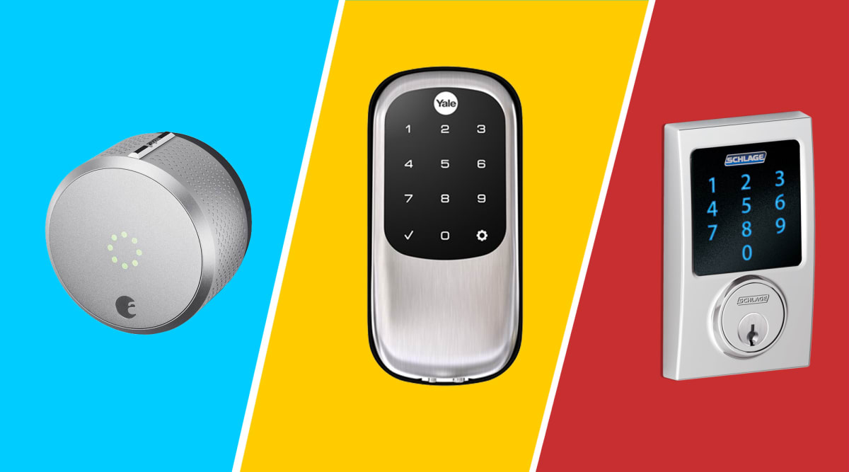 The Best Smart Locks Of 2018 Reviewed Com Smart Home