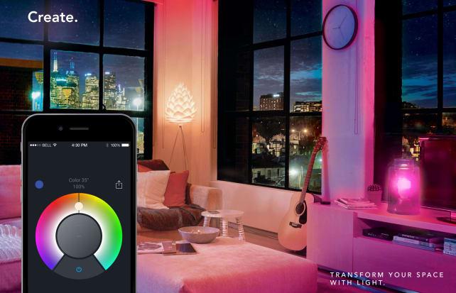 LIFX Smart Light Bulb
