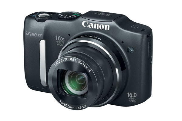 Product Image - Canon  PowerShot SX160 IS