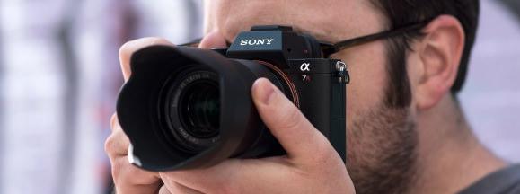 Sony a7r ii review hero