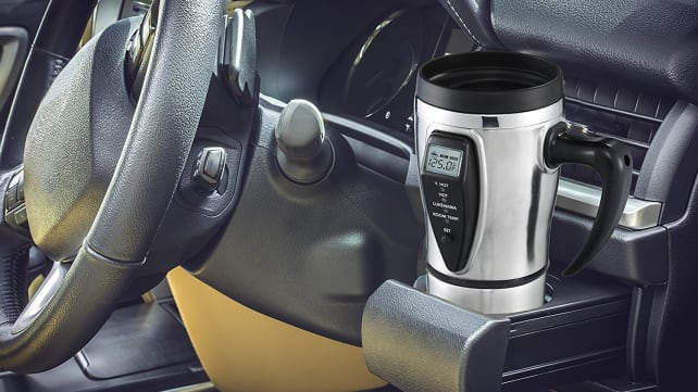 Tech Tools Smart Travel Mug