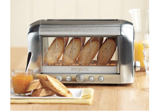 Toaster has two slice long toasters conducted reader survey